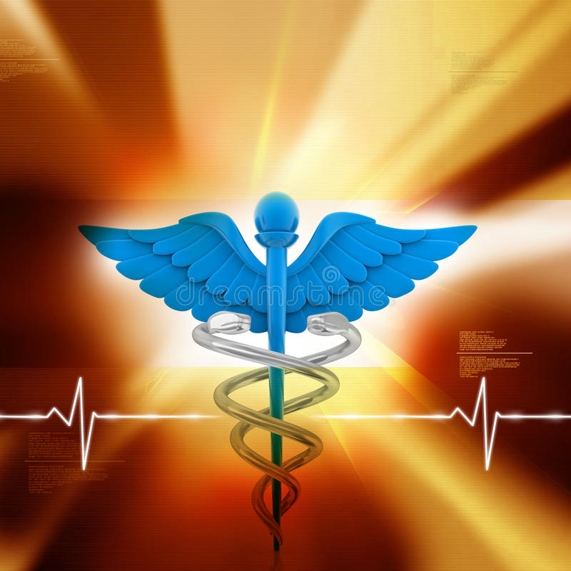 medyczny symbol ilustracji