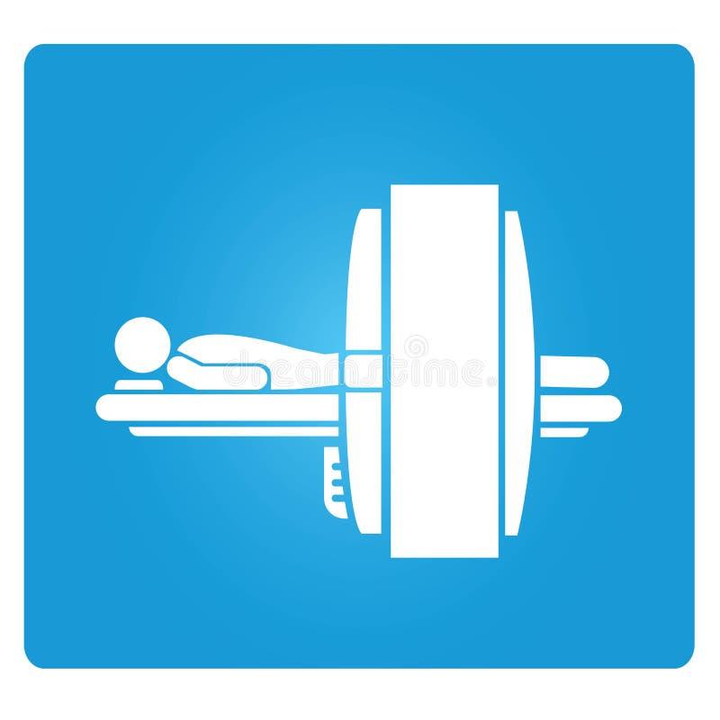 Medyczny technika symbol ilustracja wektor