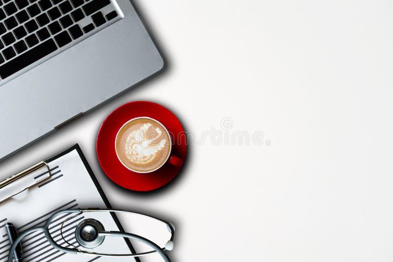 Medyczny technologii poj?cie doktorski dzia?anie fotografia royalty free