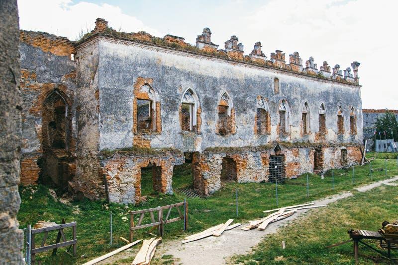Medzhybizh fortess royalty-vrije stock afbeelding