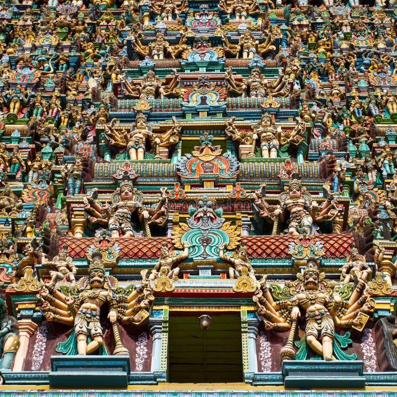 Free Meenakshi Temple Stock Photo - 31368620