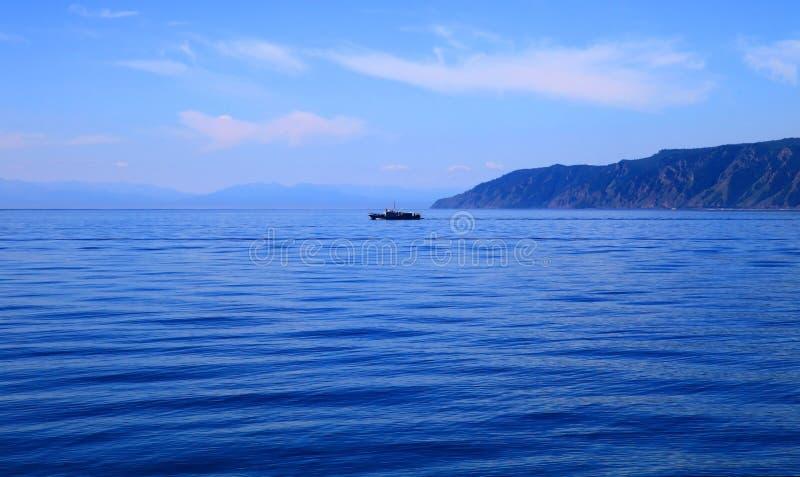 Meer Baikal royalty-vrije stock afbeeldingen