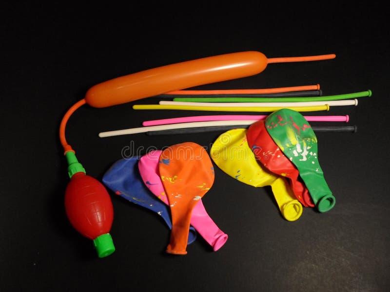 Meer ballon stock afbeeldingen