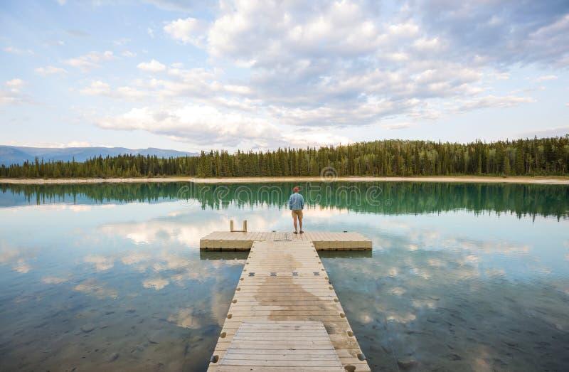 Meer in Canada stock fotografie