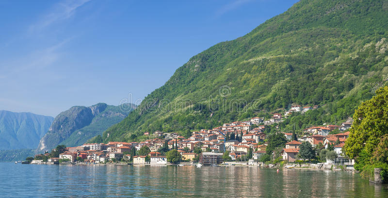 Meer Como, Italië royalty-vrije stock fotografie
