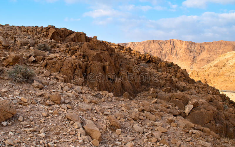 Meer-Hügel stockfotografie