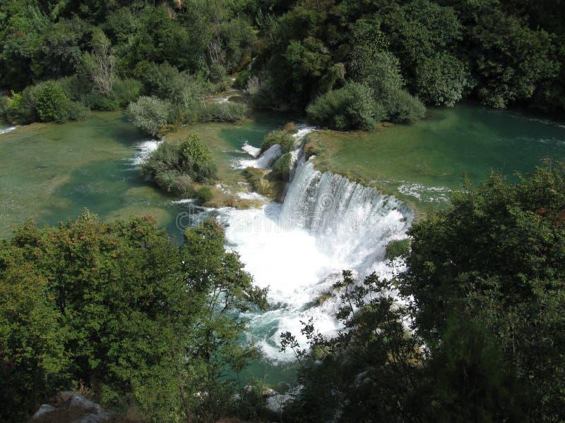 Meer in Kroatië royalty-vrije stock fotografie