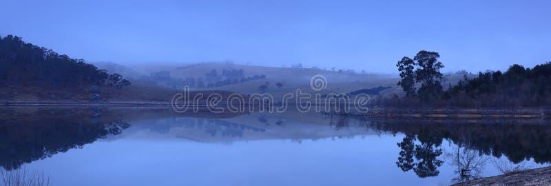 Meer Lyell Dawn Pan stock afbeelding