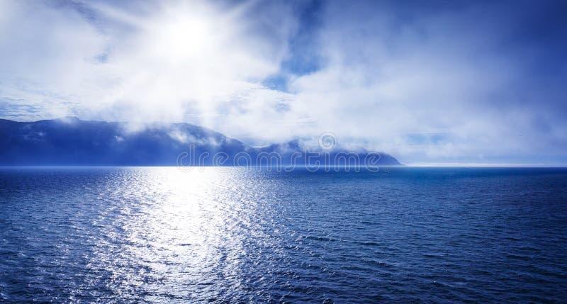 Meer, Ozean, Sonne stockfotografie