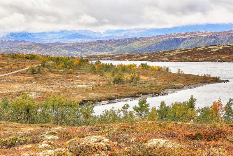 Meer Stor Sverje, Noorwegen