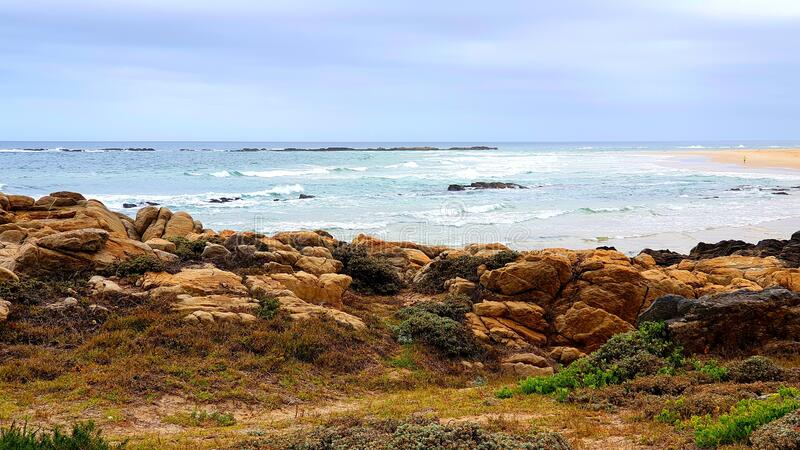 Meer und Sonne lizenzfreie stockbilder