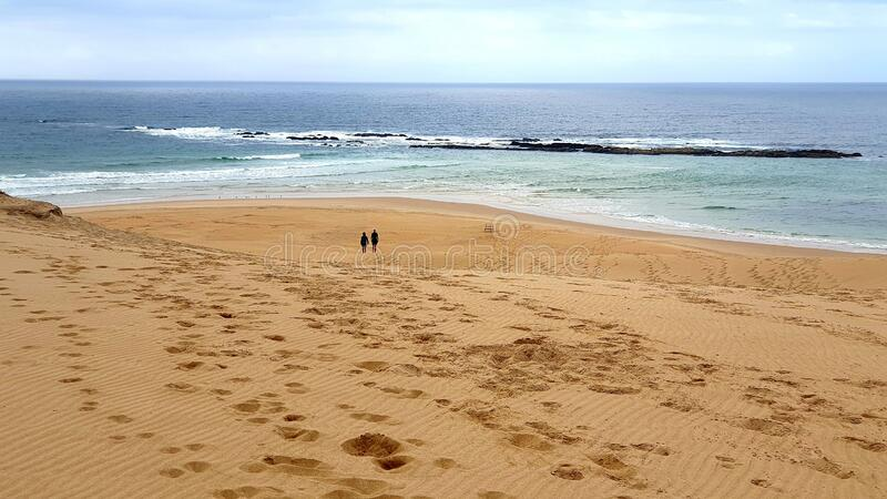 Meer und Sonne lizenzfreies stockbild