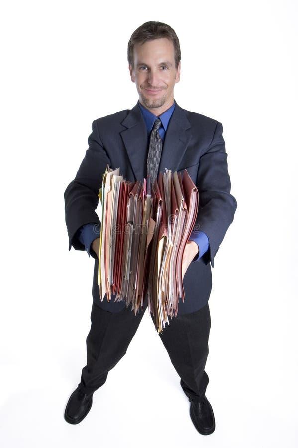 Download Meer werk? stock afbeelding. Afbeelding bestaande uit mannetje - 283411