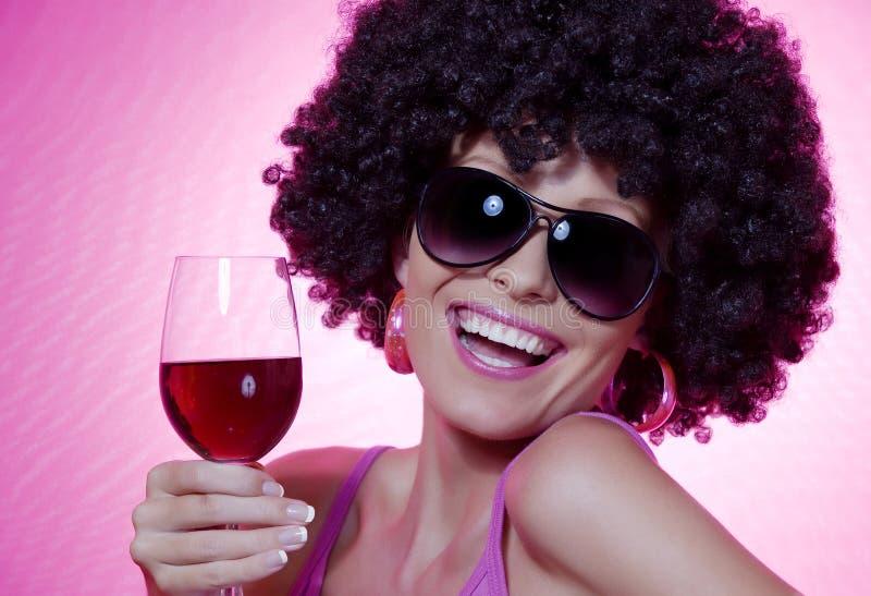 Meer wijn royalty-vrije stock fotografie