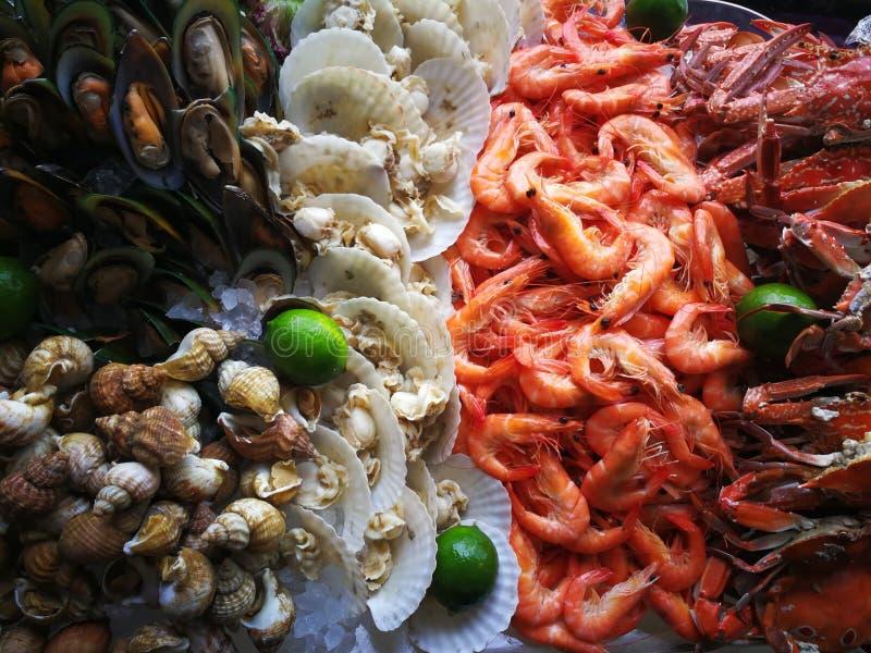 Meeresfrüchte lizenzfreies stockfoto