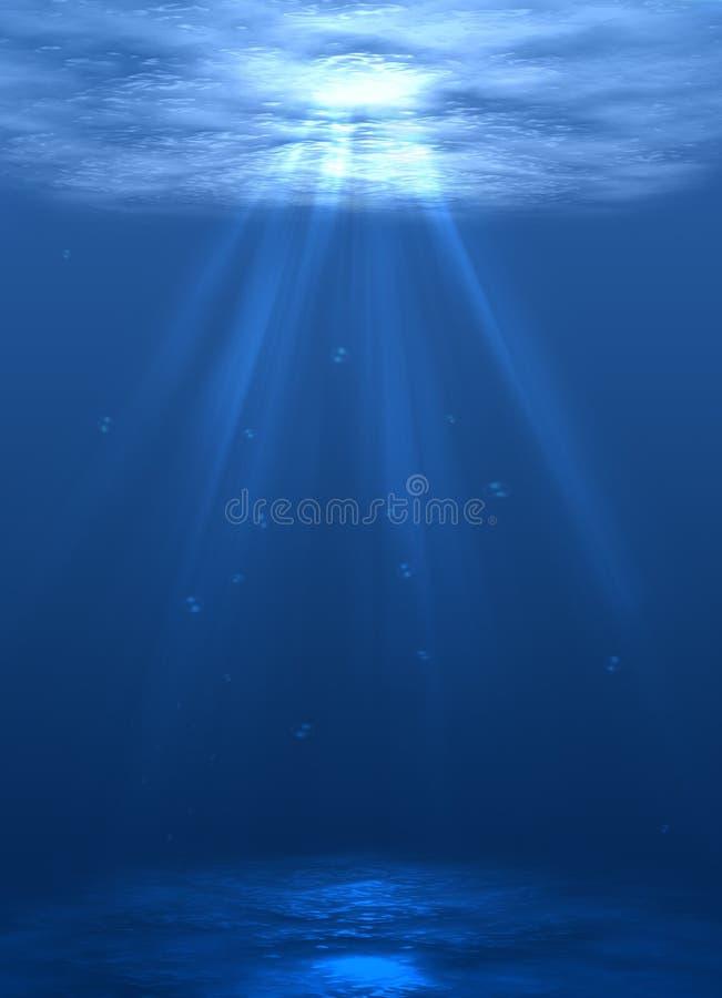 Meeresgrund stockfotografie