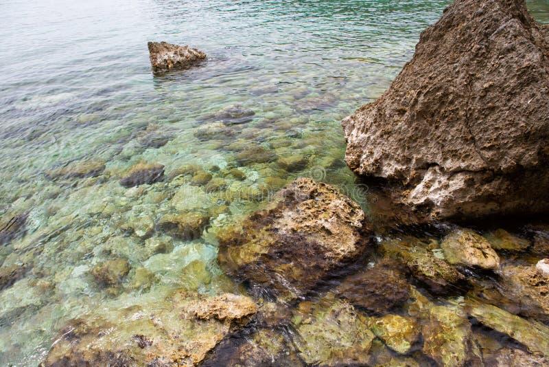Meeresgrund lizenzfreie stockbilder