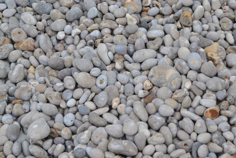 Meeresgrundsteine stockfotografie