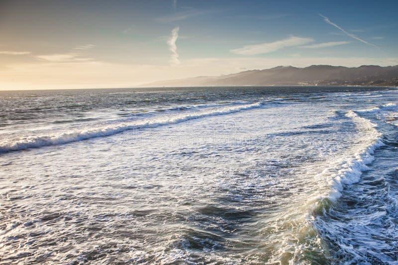 Meereswellen lizenzfreies stockfoto