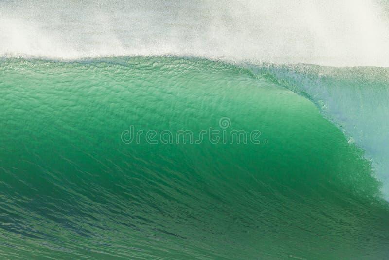 Meereswoge-Nahaufnahme-Wasser stockfotografie