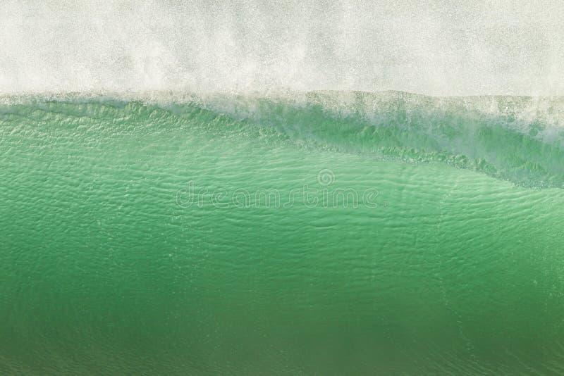 Meereswoge-Nahaufnahme-Wasser lizenzfreie stockfotos