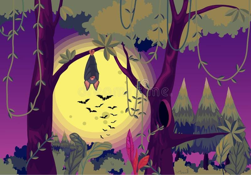 Meerkat illustration de vecteur