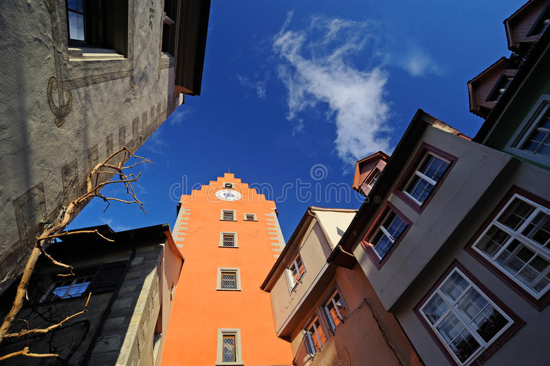 Meersburg foto de stock