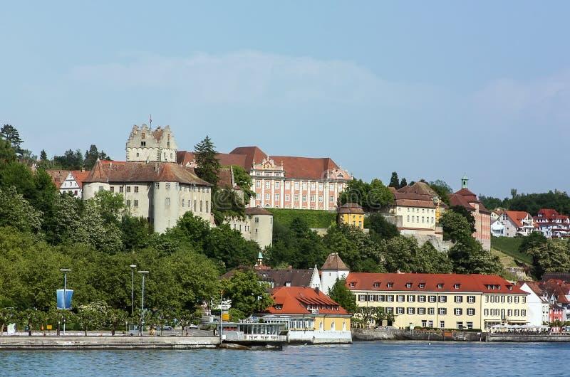 Meersburg, Alemanha imagem de stock royalty free