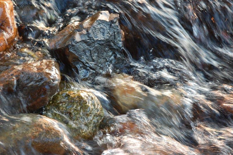 Meeslepend water, denkt Vijver, het Oosten Wenatchee Washington St Summer 2017 na stock fotografie