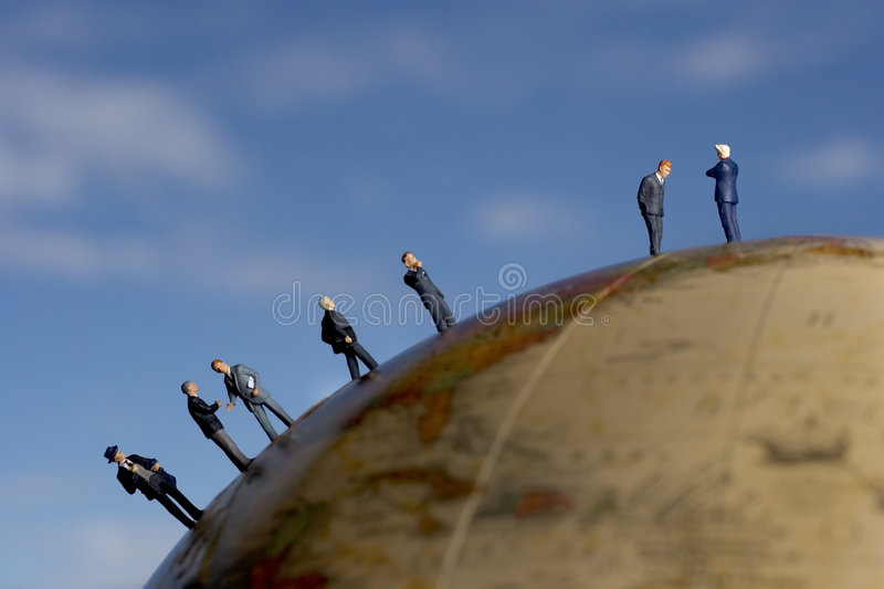 Download Meet the boss stock image. Image of city, cooperation, earth - 509911