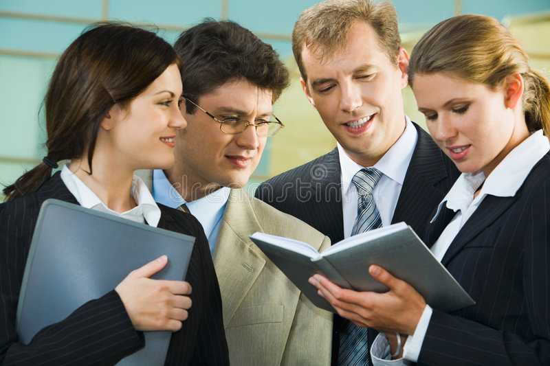 Download Meeting stock photo. Image of leaders, businesspeople - 3050860