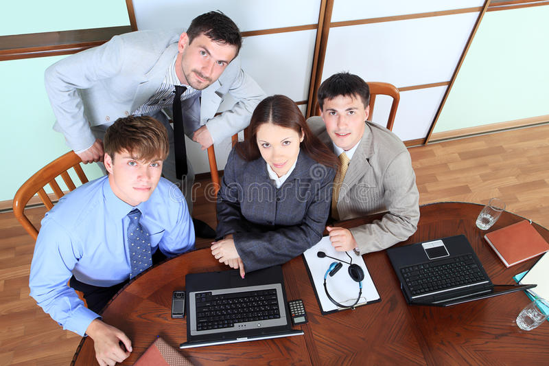 Download Meeting stock photo. Image of group, economy, council - 9934312