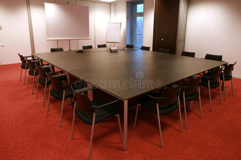 Meeting area royalty free stock images