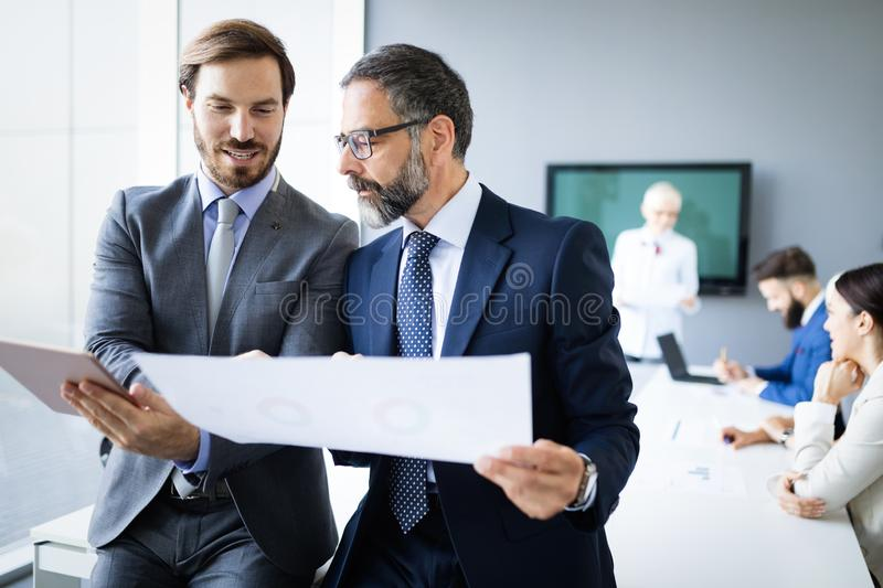 Meeting Corporate Success Business Brainstorming Teamwork Concept. Meeting Corporate Company Success Business People Brainstorming Teamwork Concept royalty free stock photos