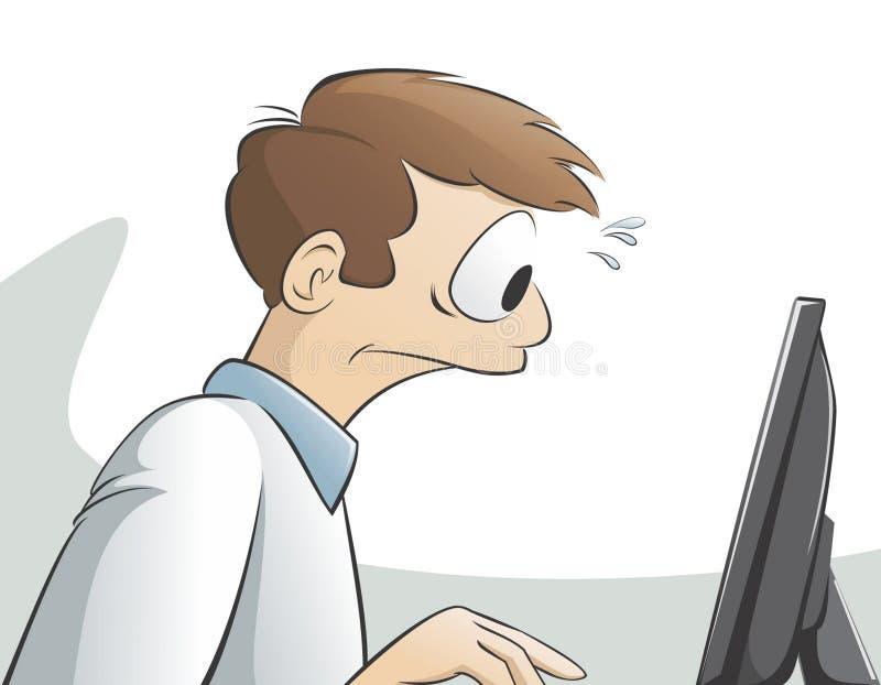 Download Meeting Deadline stock vector. Illustration of people - 21473719