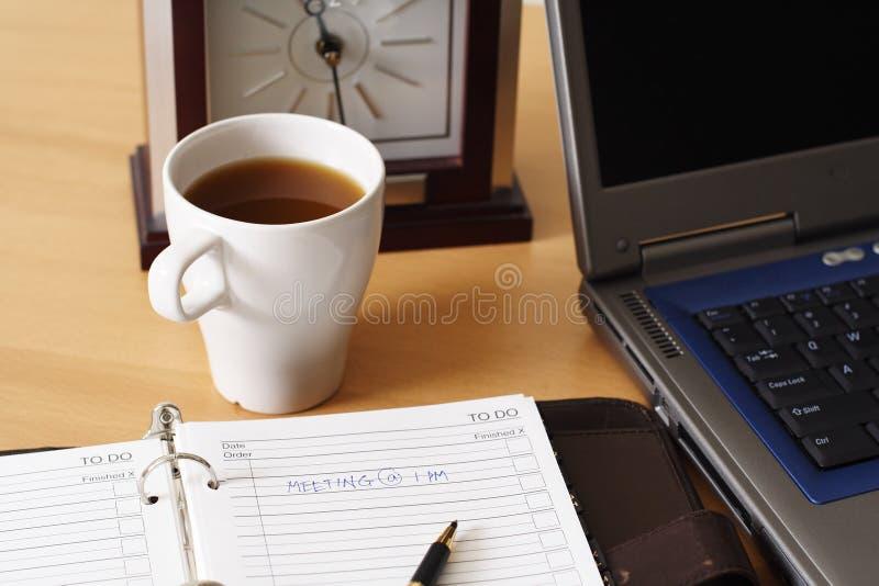 Meeting reminder stock photos
