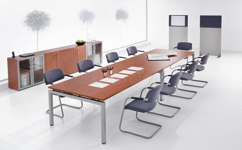 Meeting room royalty free illustration