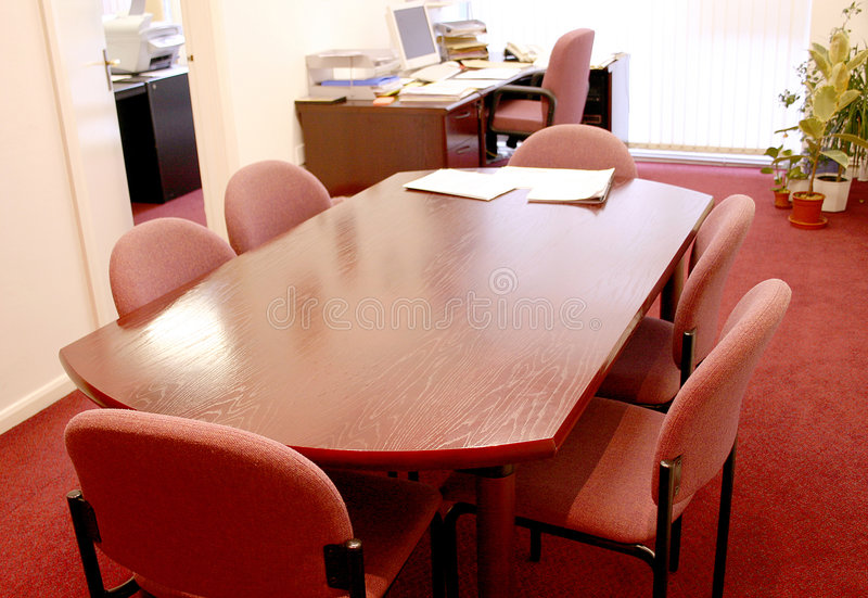 Download Meeting Room stock photo. Image of corporate, reunion, white - 71896