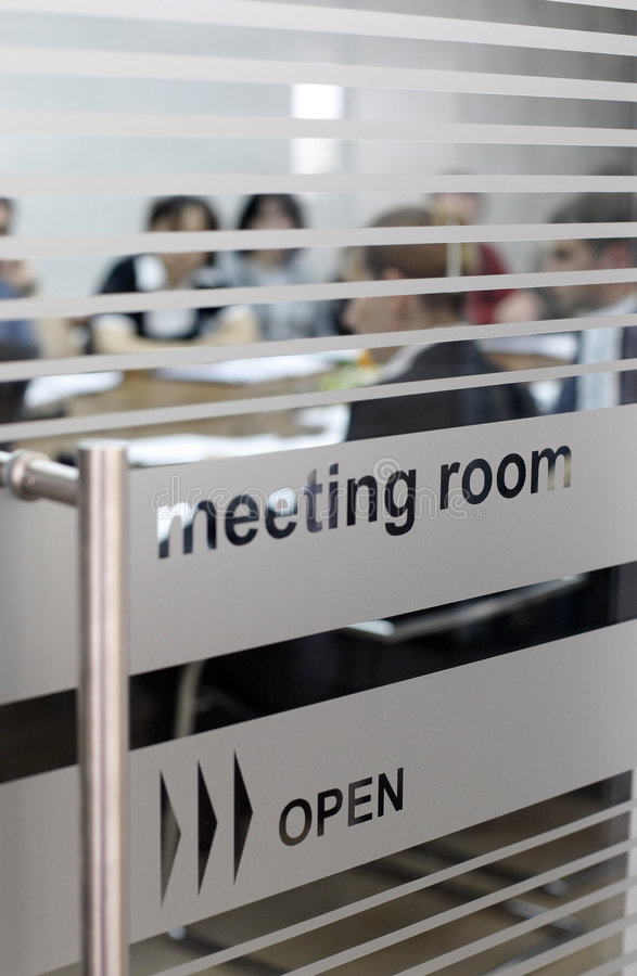 Download Meeting room stock photo. Image of inside, meeting, administrative - 8986688