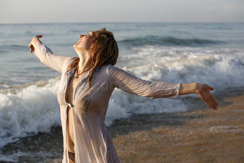 Download Meeting sunrise stock photo. Image of lifestyle, enjoying - 13089648