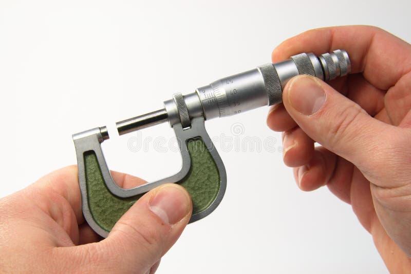 Meetinstrument stock afbeelding