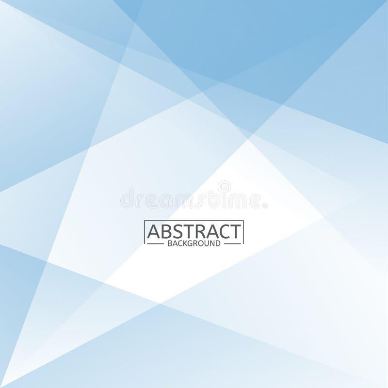 Meetkunde abstracte zwarte vectorachtergrond royalty-vrije illustratie