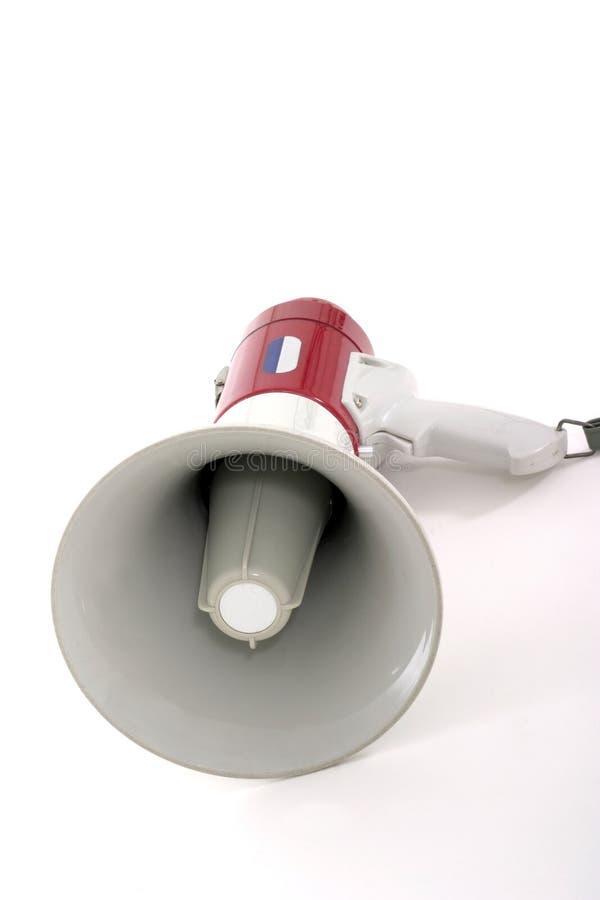 Megáfono 1 imagenes de archivo