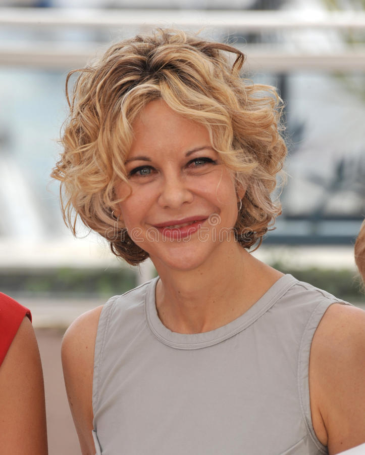 Meg Ryan obraz stock