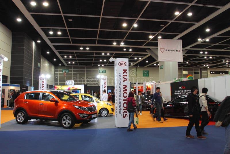 mega Hong Kong 2011 ställer ut arkivfoton