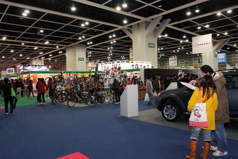 mega Hong Kong 2011 ställer ut arkivbild