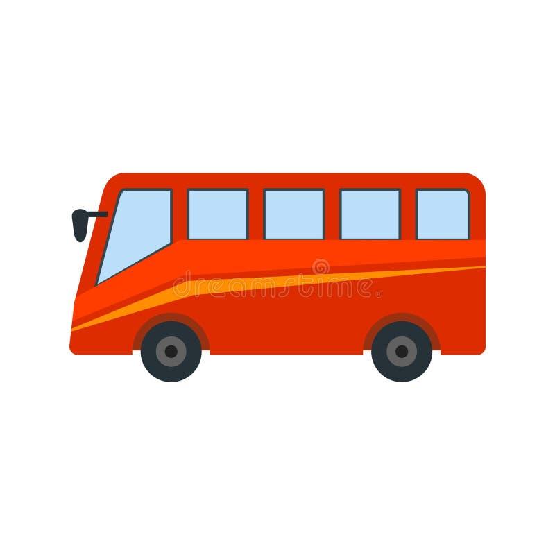 megabus ilustración del vector