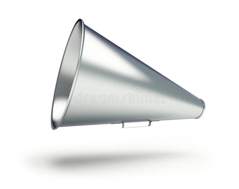 megafon zdjęcie stock