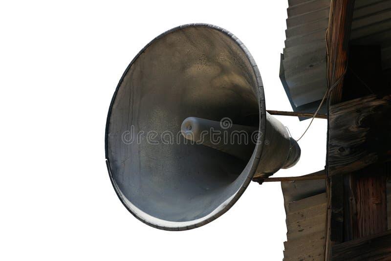 megafon arkivfoto