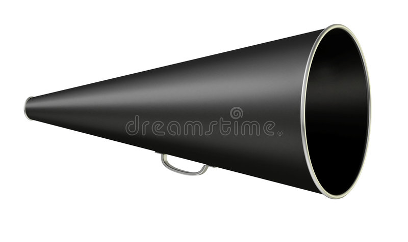 Megafone fotos de stock royalty free